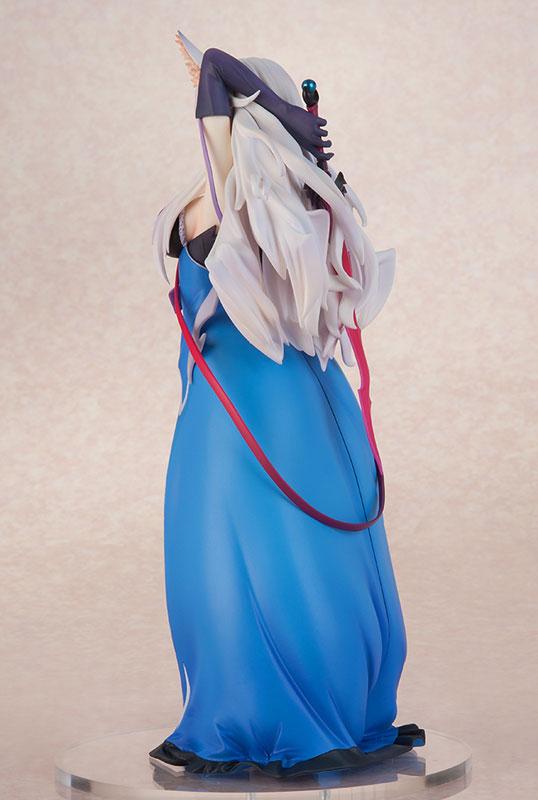 ダンジョントラベラーズ2-2 闇堕ちの乙女とはじまりの書『メフメラ』完成品フィギュア-005