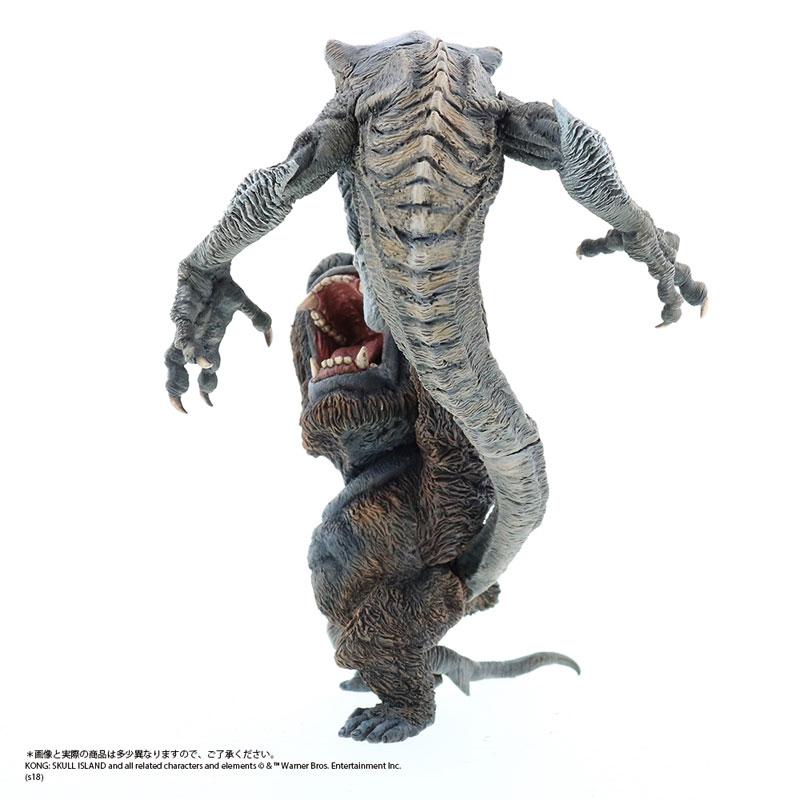 デフォリアル『コング vs. スカルクローラー|キングコング:髑髏島の巨神』完成品フィギュア-005