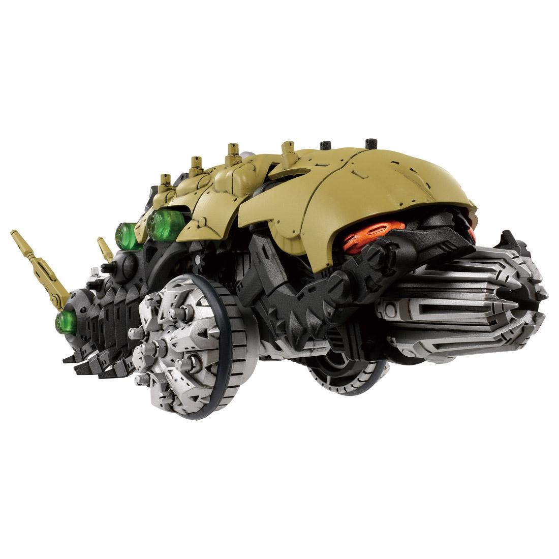 ZOIDS『ZW17 キャタルガ』ゾイドワイルド 組立キット-004