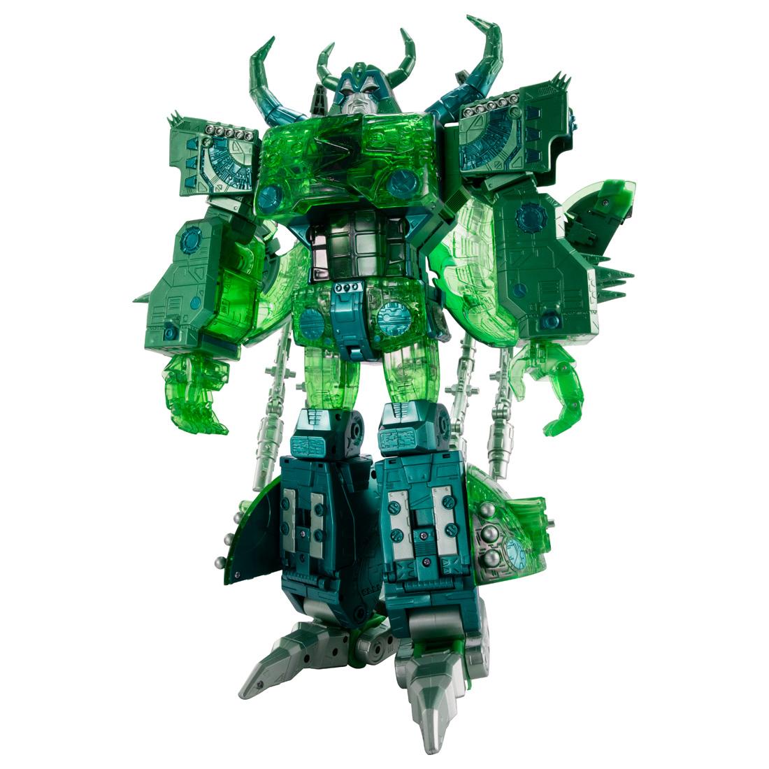 トランスフォーマー アンコール『ユニクロン(マイクロン集合体カラー)』可変可動フィギュア-001