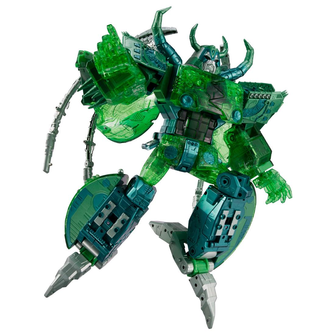 トランスフォーマー アンコール『ユニクロン(マイクロン集合体カラー)』可変可動フィギュア-003