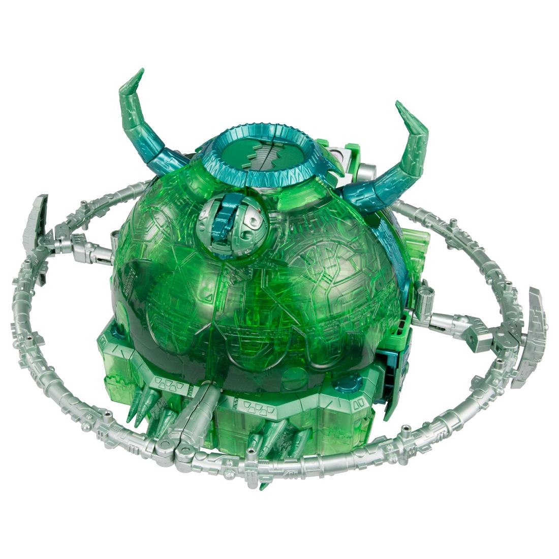 トランスフォーマー アンコール『ユニクロン(マイクロン集合体カラー)』可変可動フィギュア-004