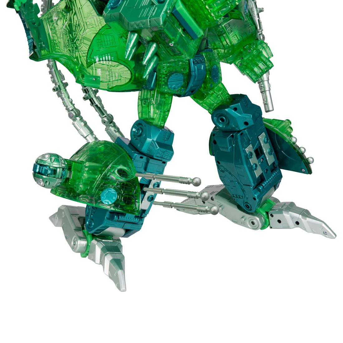 トランスフォーマー アンコール『ユニクロン(マイクロン集合体カラー)』可変可動フィギュア-009