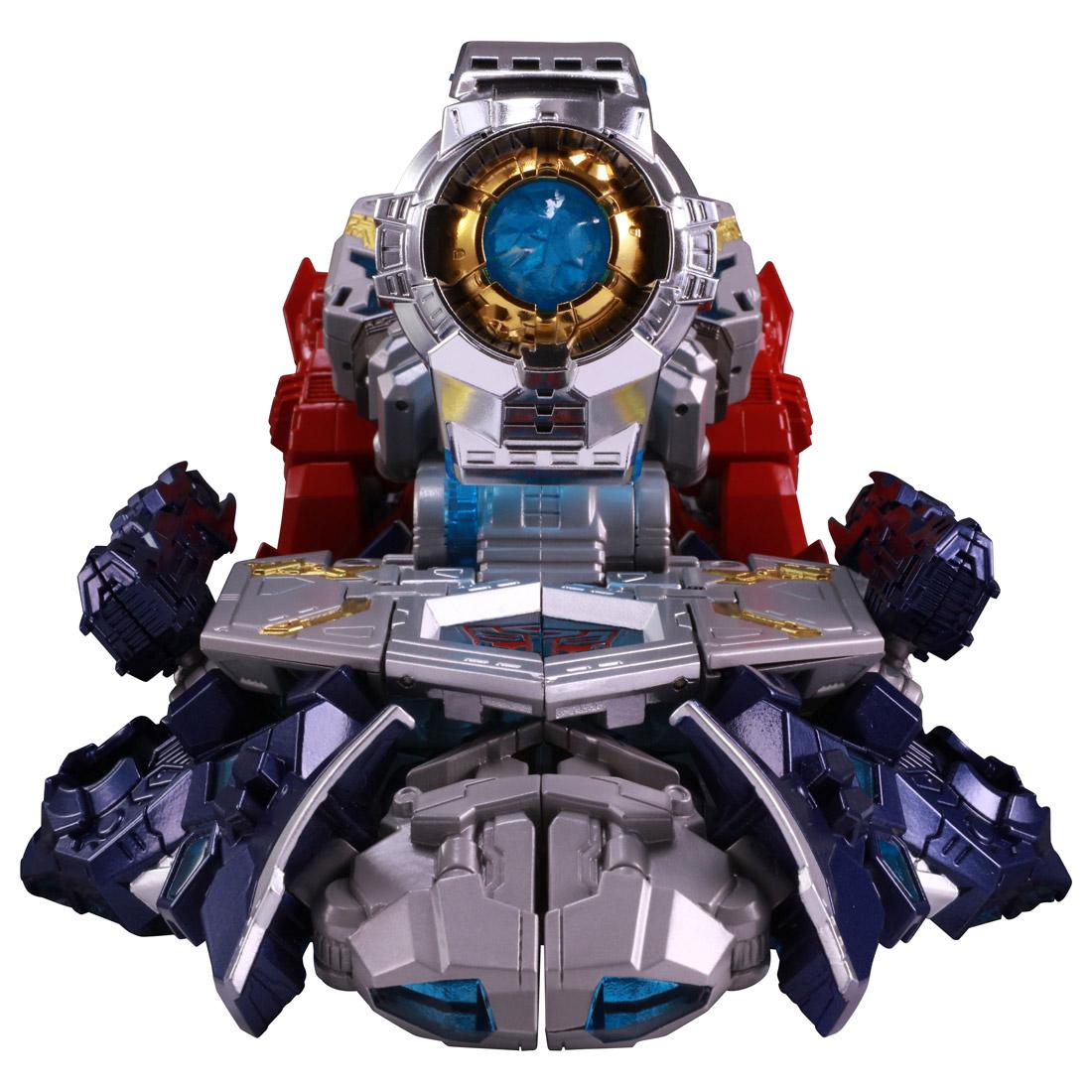 【抽選販売】トランスフォーマー 『G-SHOCK × TRANSFORMERS マスターオプティマスプライム レゾナントモード(G-SHOCKセット)』可変可動フィギュア-008