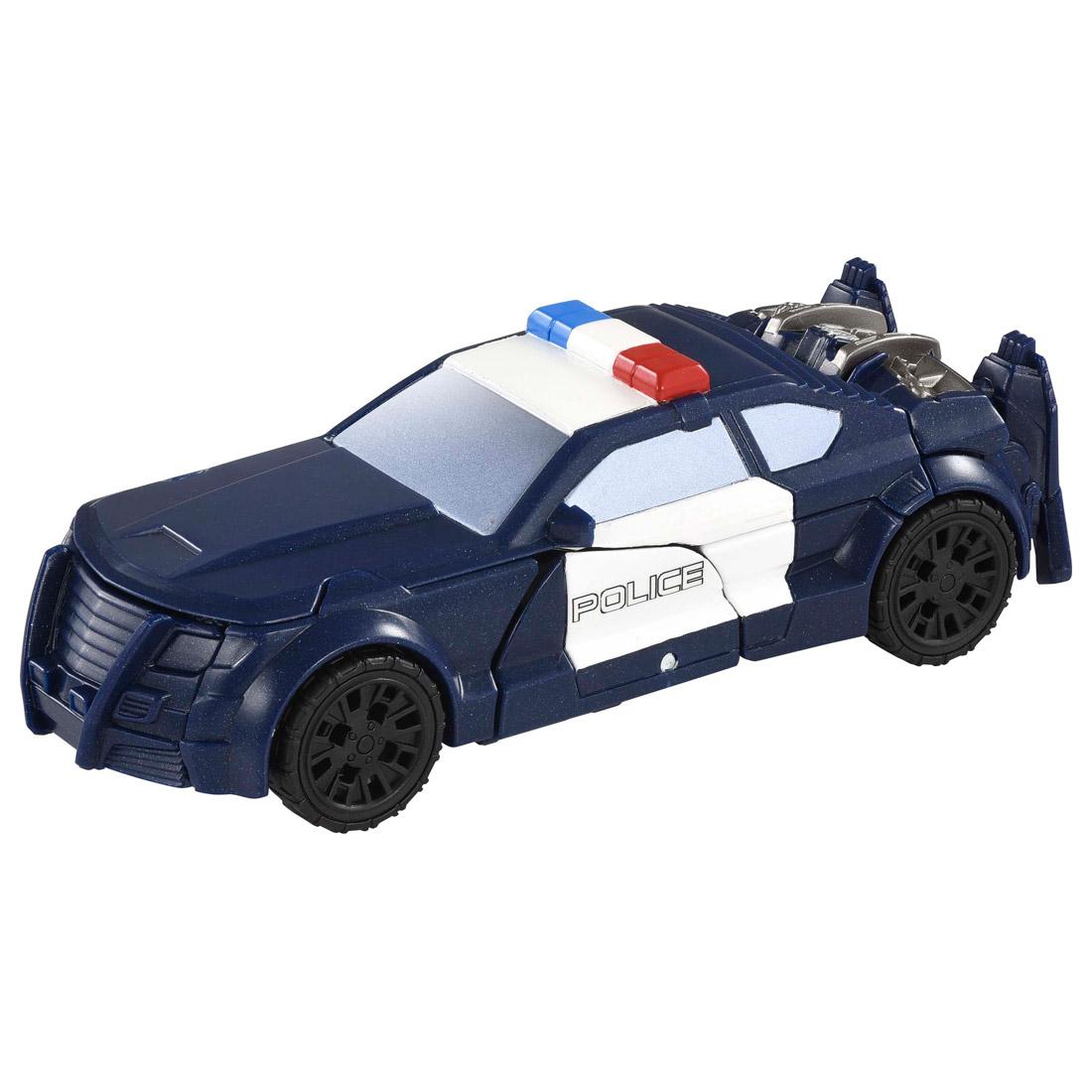 トランスフォーマー ターボチェンジ『TC-15 ディセプティコン バリケード』可変可動フィギュア-002
