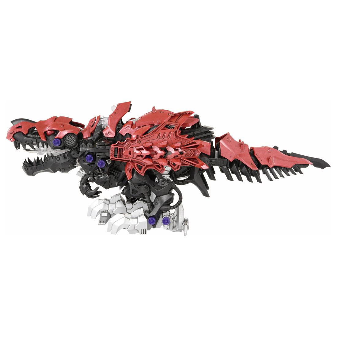 ZOIDS『ZW12 デスレックス』ゾイドワイルド 組立キット-002