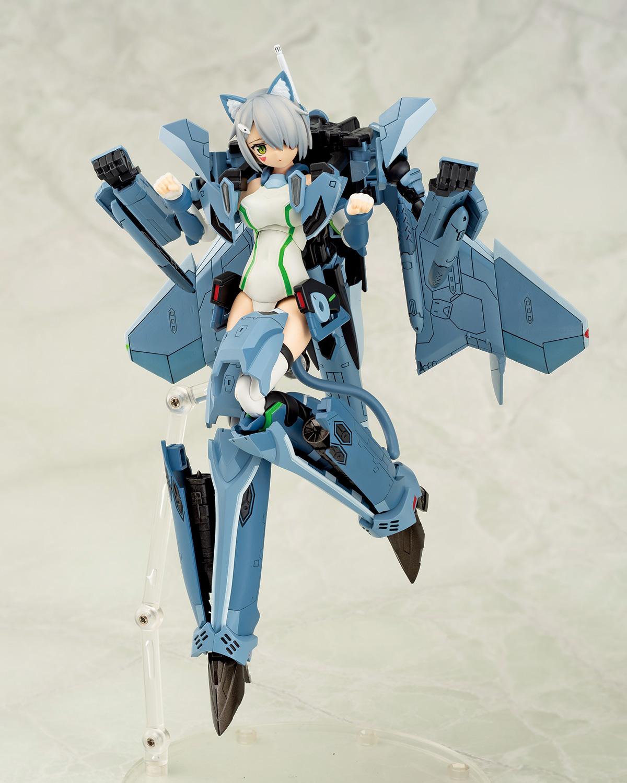 ACKS V.F.G.『VF-31A カイロス|マクロスΔ』プラモデル-001