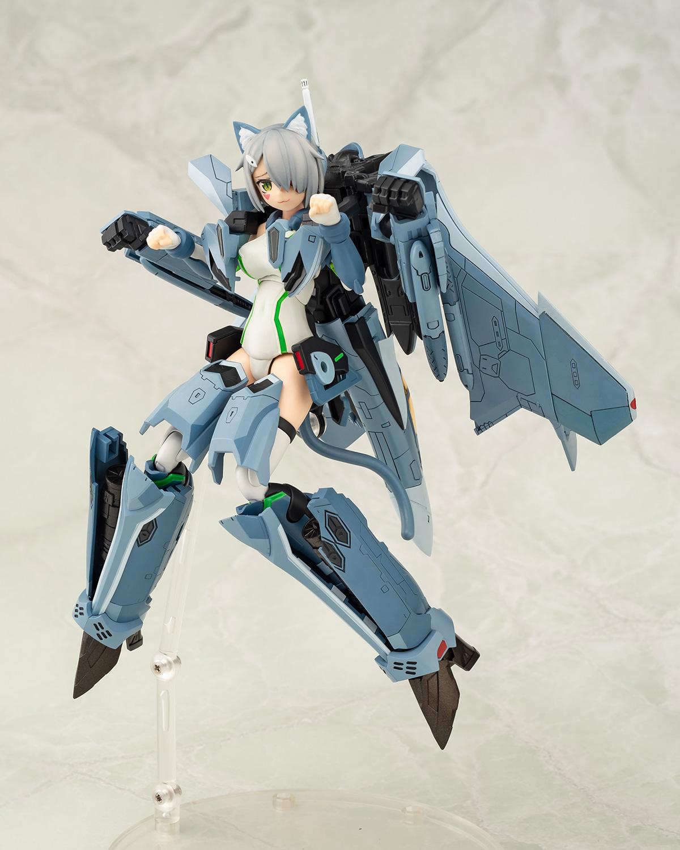 ACKS V.F.G.『VF-31A カイロス マクロスΔ』プラモデル-002