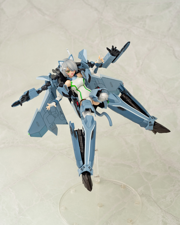 ACKS V.F.G.『VF-31A カイロス マクロスΔ』プラモデル-003