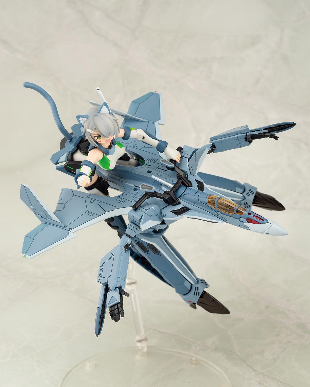 ACKS V.F.G.『VF-31A カイロス マクロスΔ』プラモデル-006