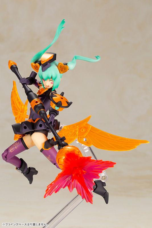 メガミデバイス『Chaos & Pretty マジカルガール DARKNESS』1/1 プラモデル-004