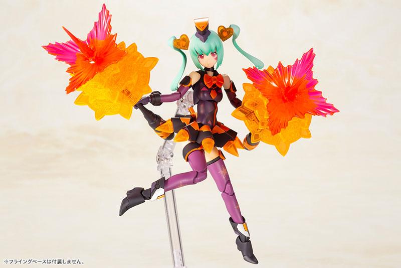 メガミデバイス『Chaos & Pretty マジカルガール DARKNESS』1/1 プラモデル-006