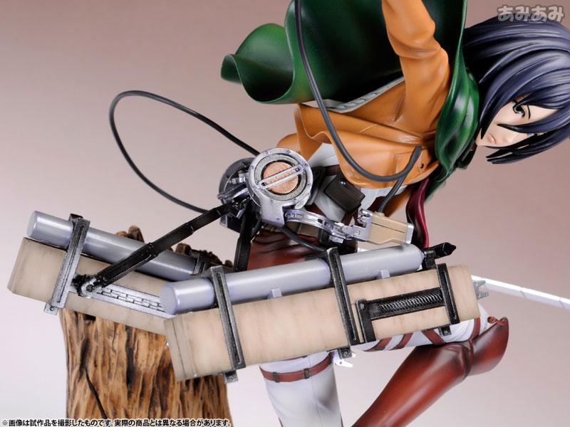 ARTFX J『ミカサ・アッカーマン リニューアルパッケージver.|進撃の巨人』1/8 完成品フィギュア-013