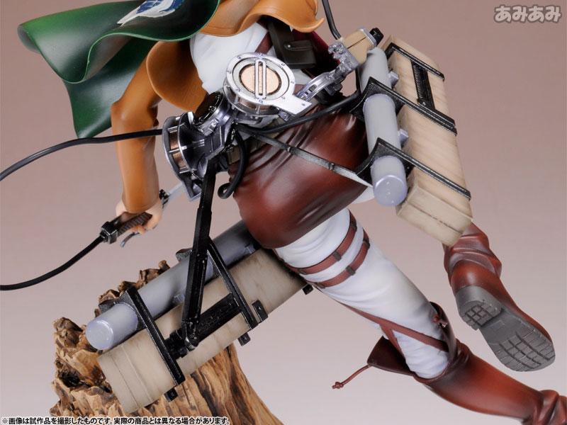 ARTFX J『ミカサ・アッカーマン リニューアルパッケージver.|進撃の巨人』1/8 完成品フィギュア-014