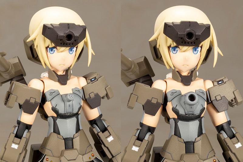 フレームアームズ・ガール『轟雷改 Ver.2』プラモデル-017