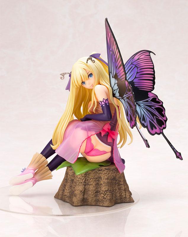 4-Leaves Tony'sヒロインコレクション『紫陽花の妖精 アナベル』1/6 完成品フィギュア-001