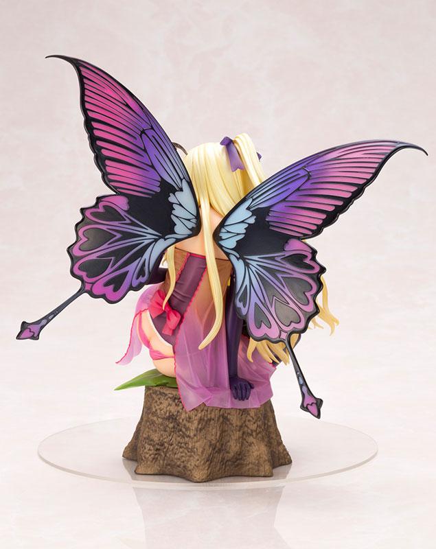 4-Leaves Tony'sヒロインコレクション『紫陽花の妖精 アナベル』1/6 完成品フィギュア-002