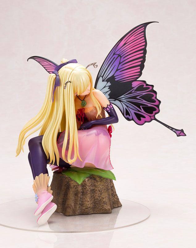 4-Leaves Tony'sヒロインコレクション『紫陽花の妖精 アナベル』1/6 完成品フィギュア-004