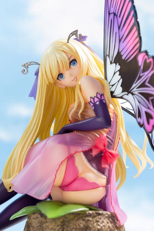 4-Leaves Tony'sヒロインコレクション『紫陽花の妖精 アナベル』1/6 完成品フィギュア-007