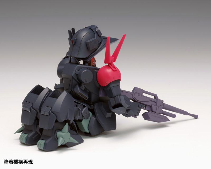 装甲騎兵ボトムズ『ブラッドサッカー PS版(初回限定生産版)』1/35 プラモデル-003
