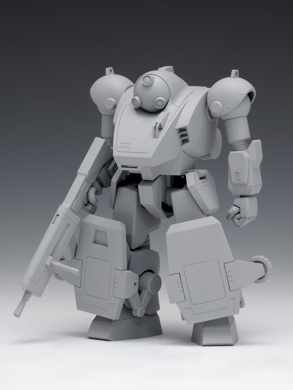 装甲騎兵ボトムズ『ダイビングビートル ST版』1/35 プラモデル-002