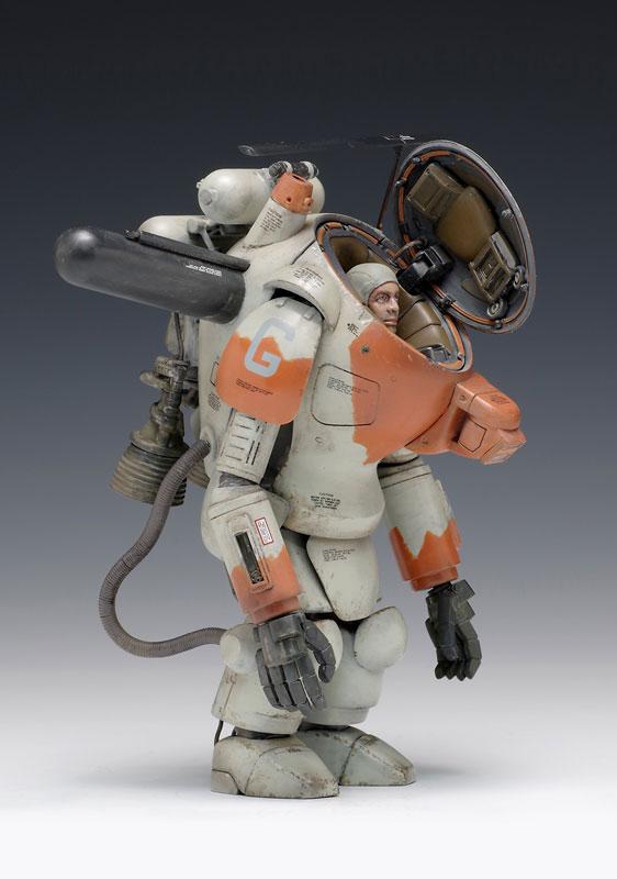 マシーネンクリーガー『S.A.F.S. R SPACE TYPE プラウラー』1/20 プラモデル-001