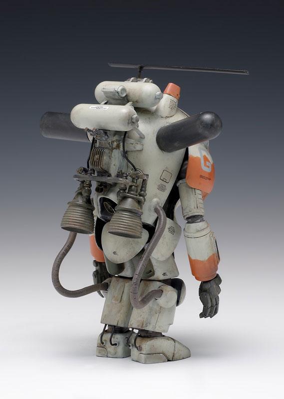 マシーネンクリーガー『S.A.F.S. R SPACE TYPE プラウラー』1/20 プラモデル-003