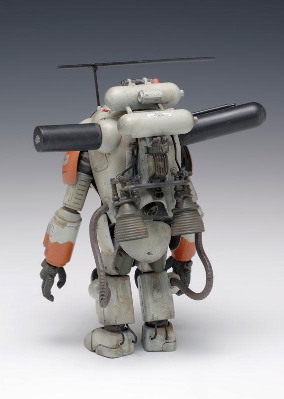 マシーネンクリーガー『S.A.F.S. R SPACE TYPE プラウラー』1/20 プラモデル-004