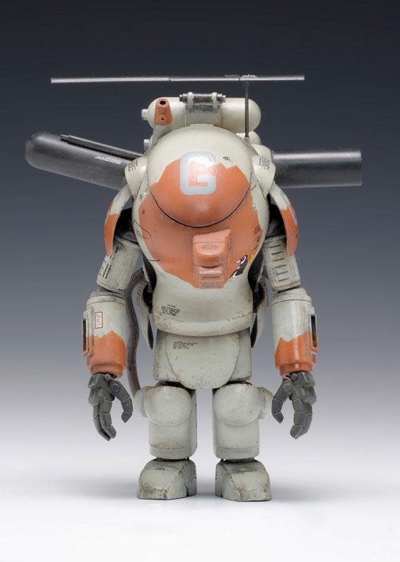 マシーネンクリーガー『S.A.F.S. R SPACE TYPE プラウラー』1/20 プラモデル-005