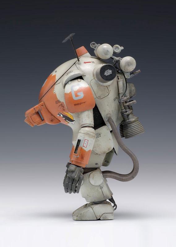 マシーネンクリーガー『S.A.F.S. R SPACE TYPE プラウラー』1/20 プラモデル-006