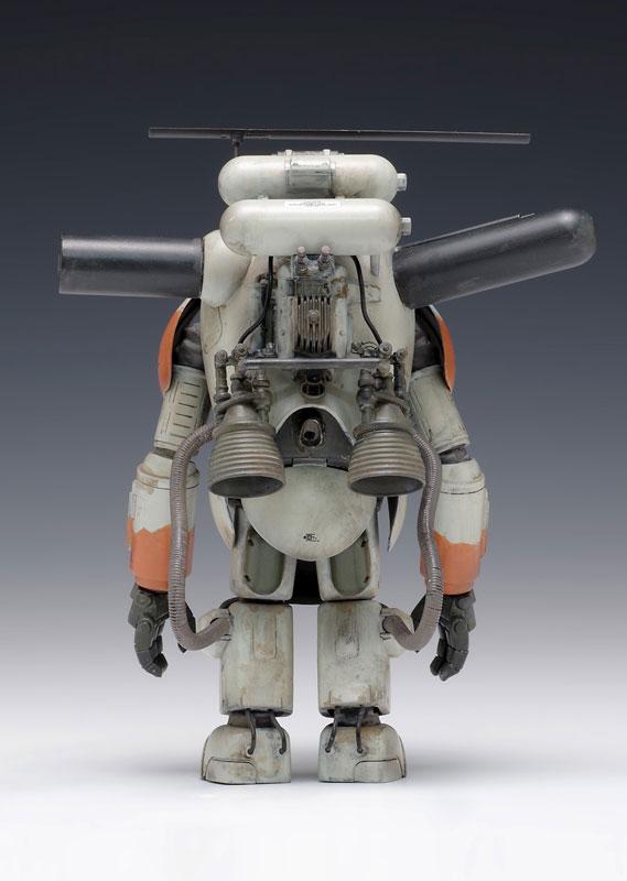 マシーネンクリーガー『S.A.F.S. R SPACE TYPE プラウラー』1/20 プラモデル-007