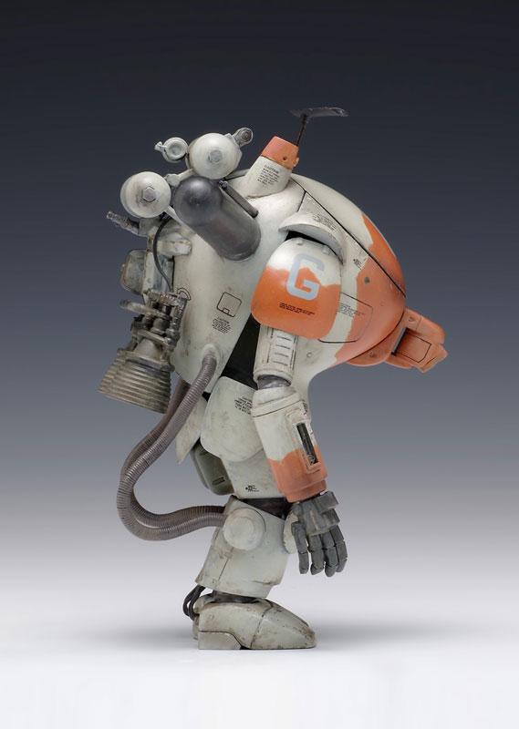 マシーネンクリーガー『S.A.F.S. R SPACE TYPE プラウラー』1/20 プラモデル-008
