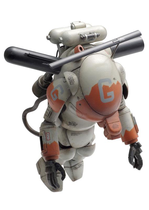 マシーネンクリーガー『S.A.F.S. R SPACE TYPE プラウラー』1/20 プラモデル-010