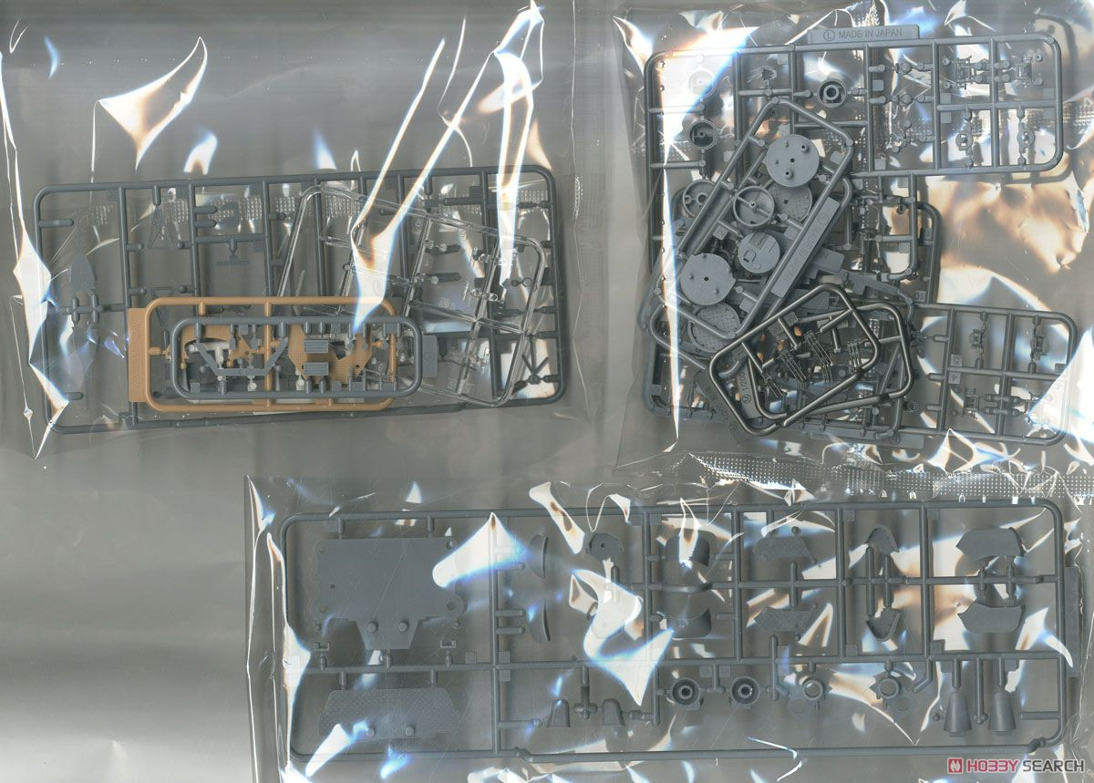 集める装備品シリーズ No.2『戦艦大和 艦橋』1/200 プラモデル-008