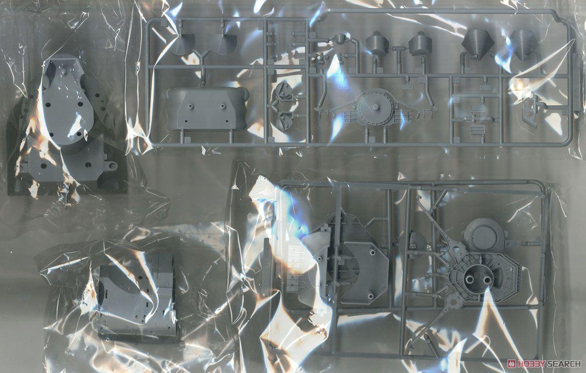 集める装備品シリーズ No.2『戦艦大和 艦橋』1/200 プラモデル-009