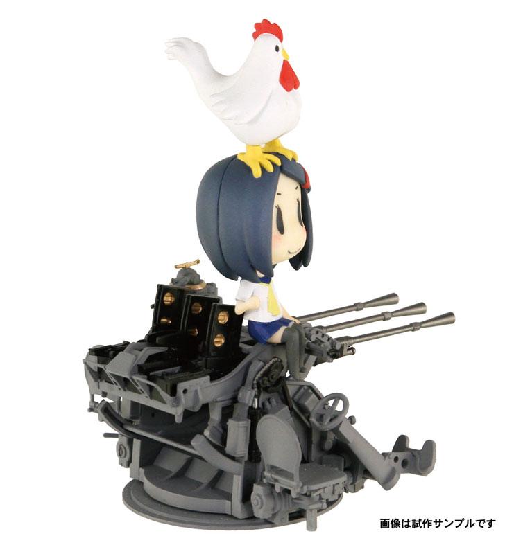 艦これ『妖精さんと25mm三連装機銃』艦隊これくしょん プラモデル-002