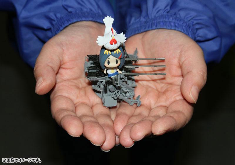 艦これ『妖精さんと25mm三連装機銃』艦隊これくしょん プラモデル-003