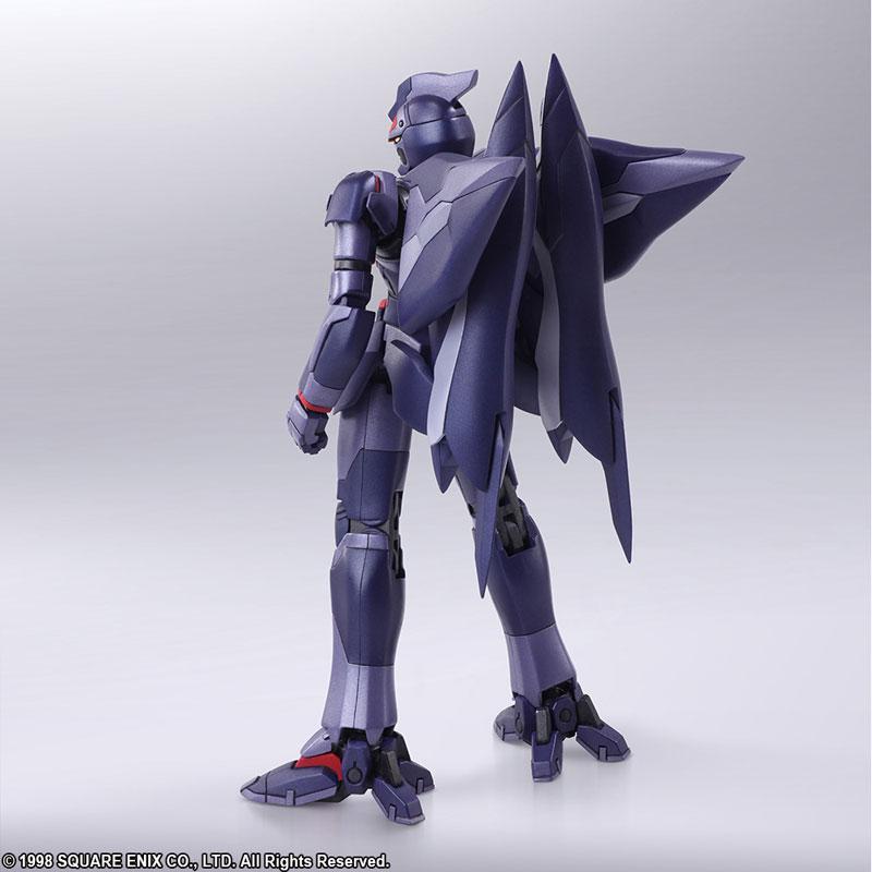 Xenogears BRING ARTS『ヴェルトール』可動フィギュア-002