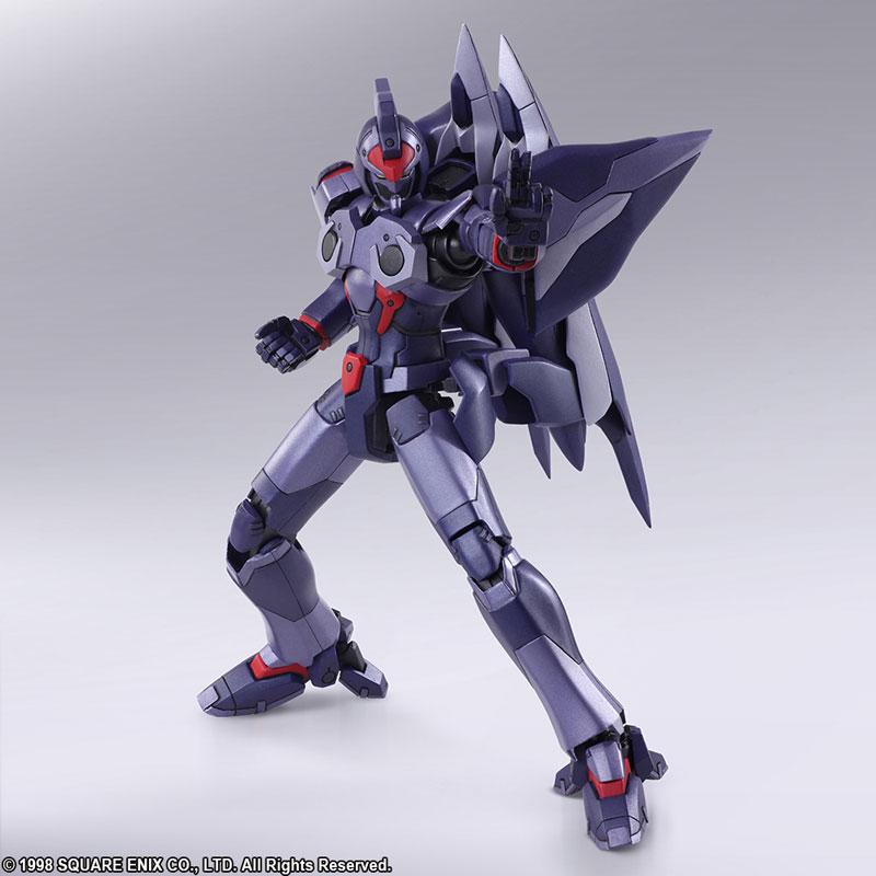 Xenogears BRING ARTS『ヴェルトール』可動フィギュア-003