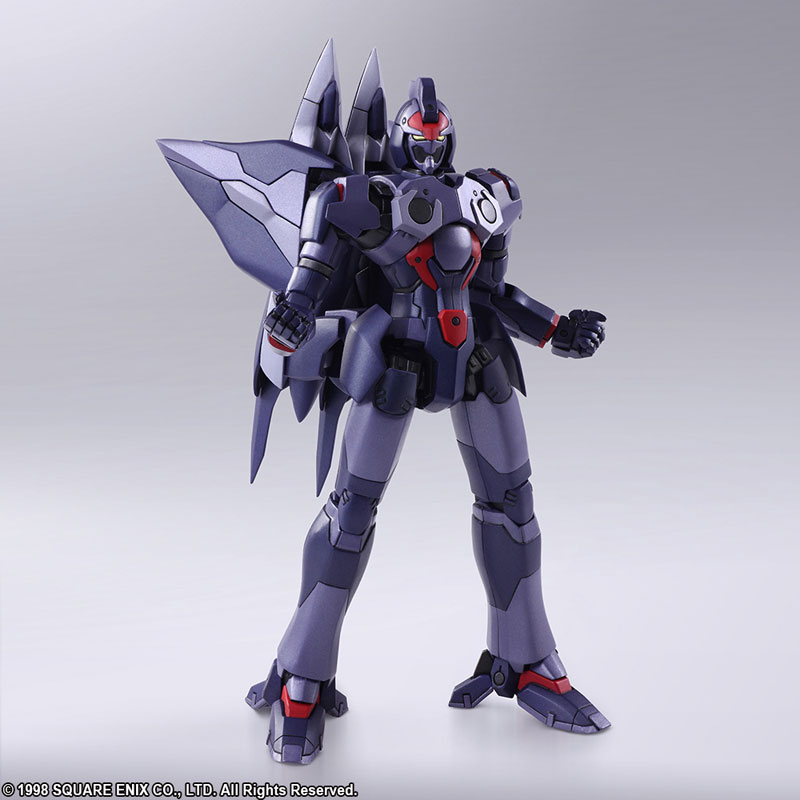 Xenogears BRING ARTS『ヴェルトール』可動フィギュア-004
