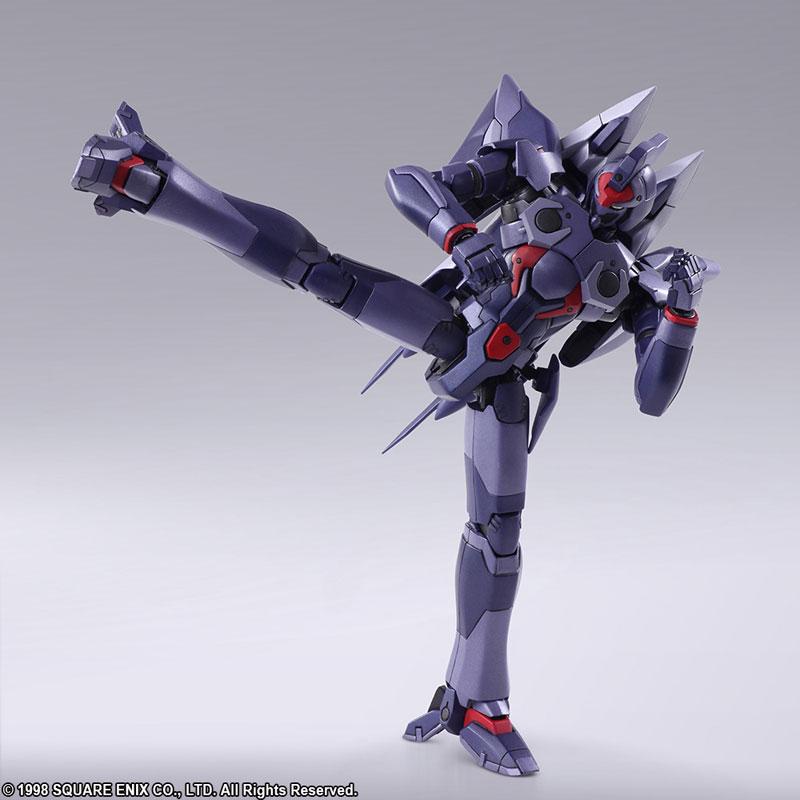 Xenogears BRING ARTS『ヴェルトール』可動フィギュア-005