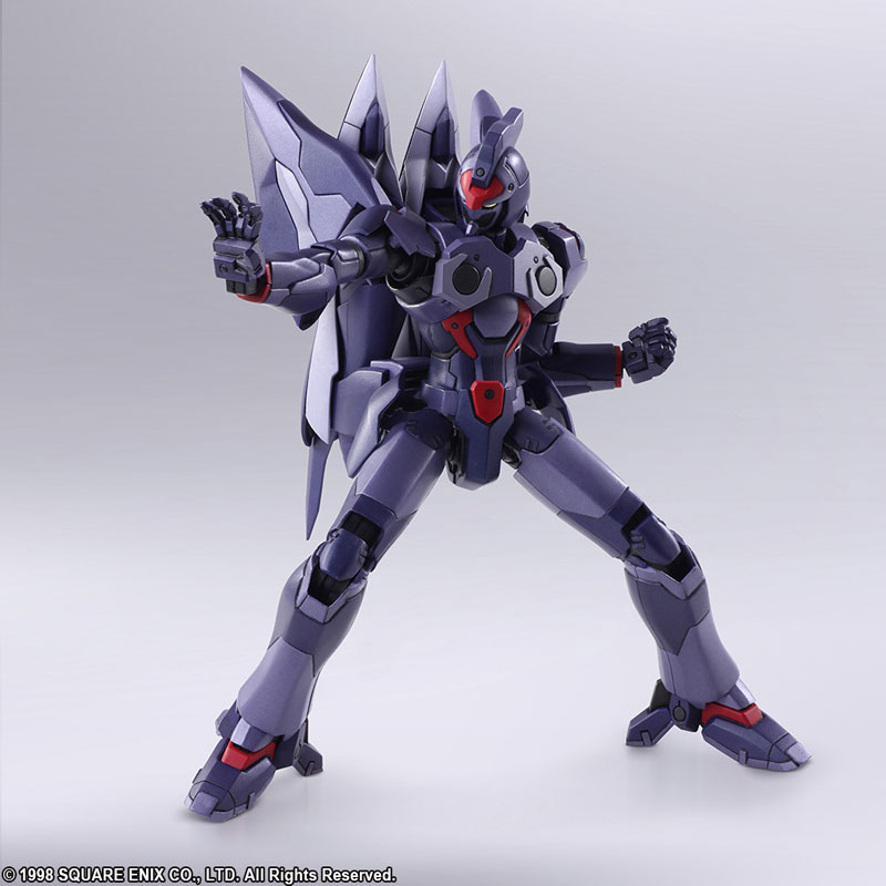 Xenogears BRING ARTS『ヴェルトール』可動フィギュア-006
