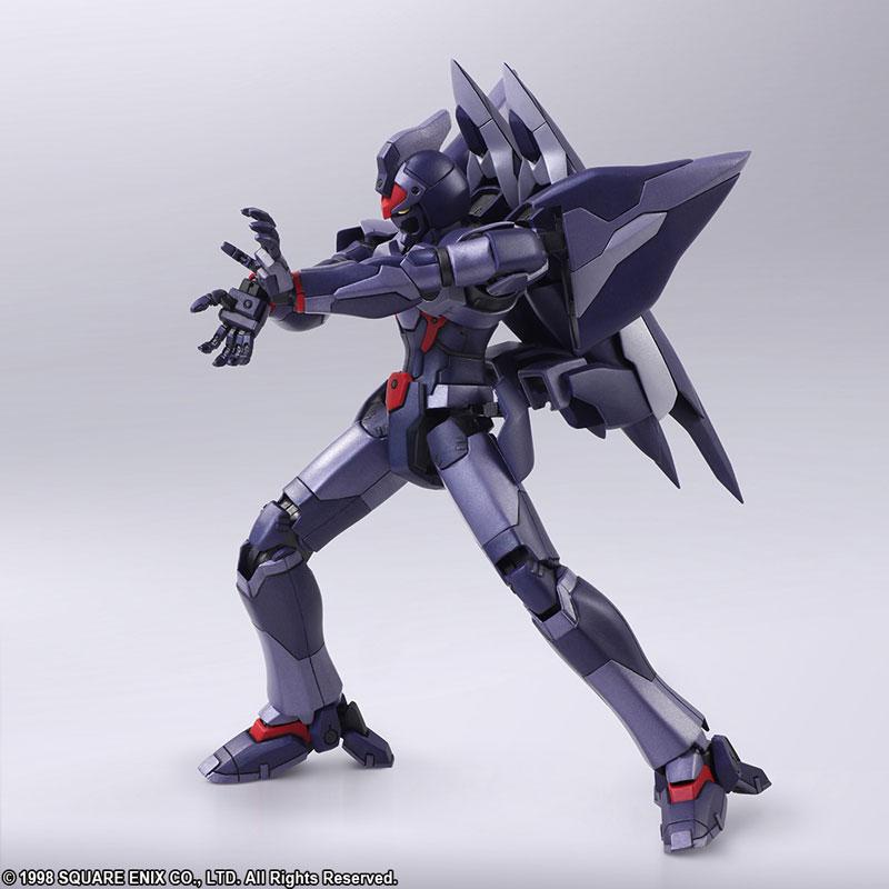 Xenogears BRING ARTS『ヴェルトール』可動フィギュア-007