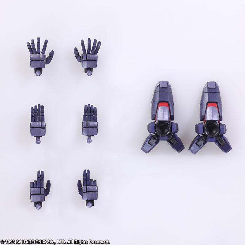 Xenogears BRING ARTS『ヴェルトール』可動フィギュア-008
