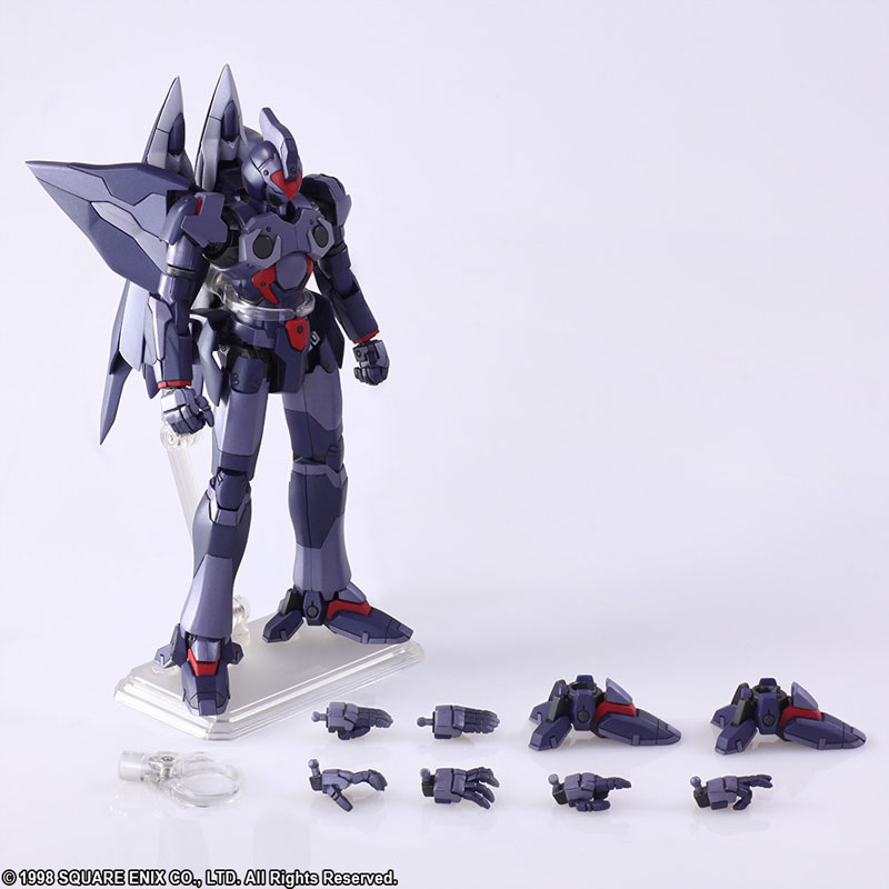 Xenogears BRING ARTS『ヴェルトール』可動フィギュア-009