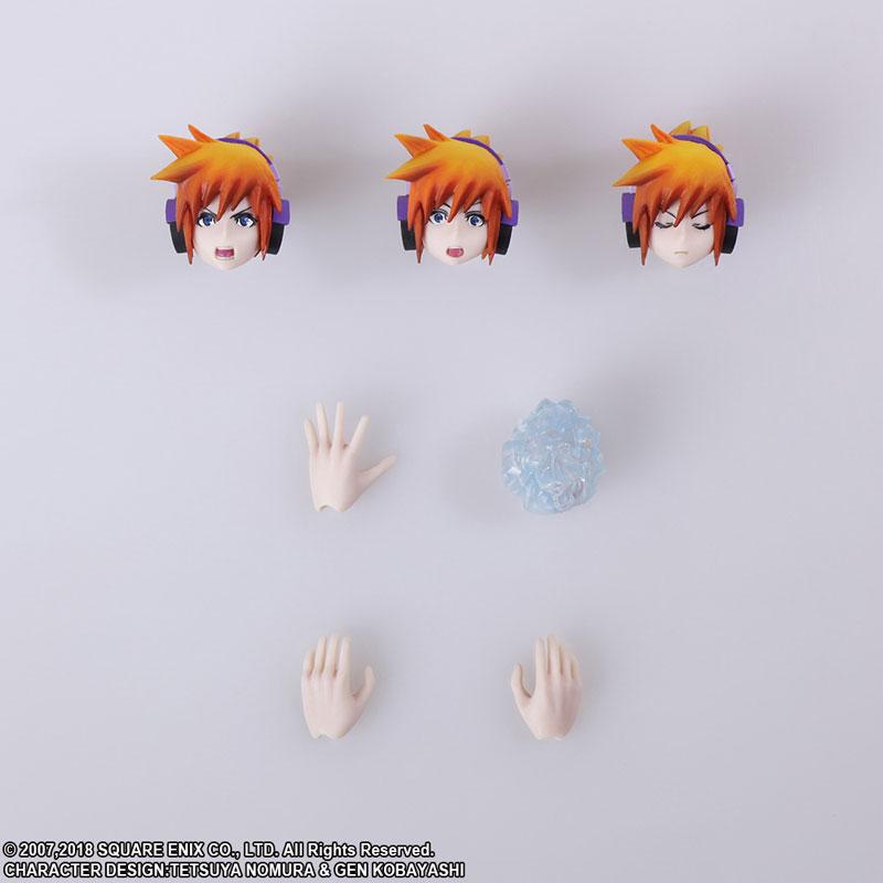 ブリングアーツ『桜庭音操 すばらしきこのせかい -Final Remix-』可動フィギュア-008