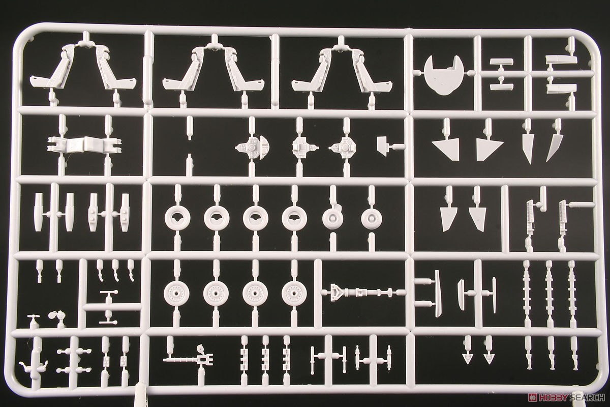 1/72『サーブ JA37 ビゲン』プラモデル-003