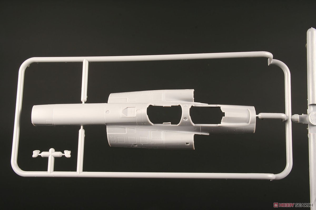1/72『サーブ JA37 ビゲン』プラモデル-004