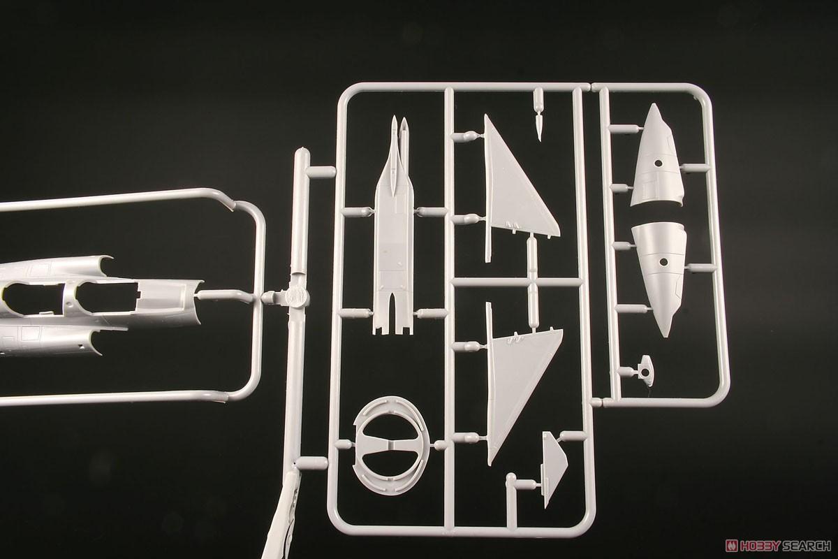 1/72『サーブ JA37 ビゲン』プラモデル-005