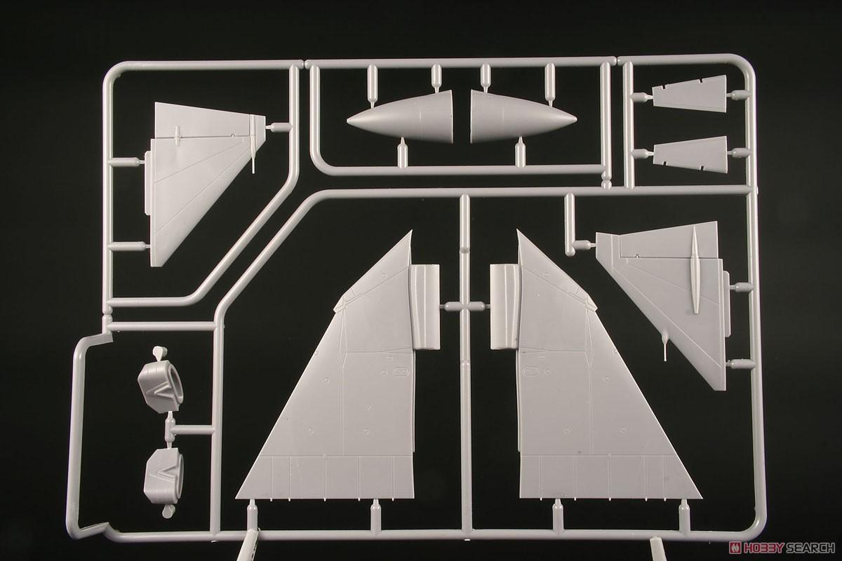 1/72『サーブ JA37 ビゲン』プラモデル-007